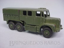 1. Brinquedos antigos - Dinky Toys - Medium  Artillery Tractor Ano 1957