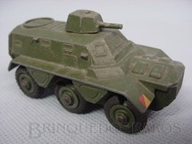 1. Brinquedos antigos - Dinky Toys - Alvis Saracen Armoured Personnel Carrier Ano 1955