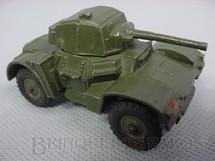 1. Brinquedos antigos - Dinky Toys - Daimler Armoured Car Ano 1954