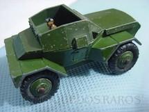 1. Brinquedos antigos - Dinky Toys - Daimler Scout Car Ano 1953