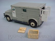 1. Brinquedos antigos - Dinky Toys - Brinks Armoured Car with box of bars of gold