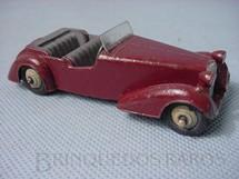 1. Brinquedos antigos - Dinky Toys - Alvis Sport Tourer Ano 1938