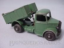 1. Brinquedos antigos - Dinky Toys - Caminhão basculante Bedford Tipper Truck Ano 1949