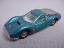 1. Brinquedos antigos - Dinky Toys - Ferrari Dino