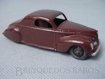 1. Brinquedos antigos - Dinky Toys - Lincoln Zephyr Década de 1950