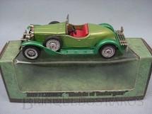 1. Brinquedos antigos - Matchbox - 1931 Stutz Bearcat Yesteryear