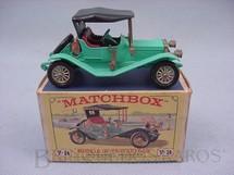1. Brinquedos antigos - Matchbox - 1911 Maxwell Roadster Yesteryear