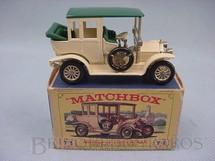 1. Brinquedos antigos - Matchbox - 1910 Benz Limousine Yesteryear