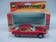 1. Brinquedos antigos - Matchbox - Citroen SM Speed Kings