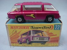 1. Brinquedos antigos - Matchbox - Freeman Intercity Commuter Superfast