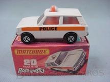 1. Brinquedos antigos - Matchbox - Police Patrol Rola-Matics