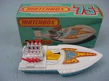 1. Brinquedos antigos - Matchbox - Seafire Superfast