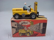 1. Brinquedos antigos - Tekno - Empilhadeira Hyster H 80C