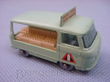 1. Brinquedos antigos - Matchbox - Commer Milk Float silver plastic Regular Wheels Bootle decal
