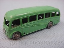 1. Brinquedos antigos - Matchbox - Long Distance Coach 1956 metal  Regular Wheels