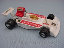 1. Brinquedos antigos - Matchbox - Inbrima - Surtees Fórmula 1 Speed Kings branco Brazilian Matchbox Inbrima  1970