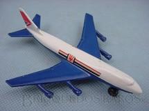 1. Brinquedos antigos - Matchbox - Boeing 747 Sky Busters