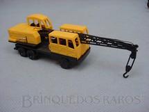 1. Brinquedos antigos - Umex - Auto-Guindaste UNIVERSAL com 14,00 cm de comprimento Década de 1960