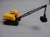 1. Brinquedos antigos - Umex - Guindaste Escavadeira UNIVERSAL com 15,00 cm de comprimento Década de 1960