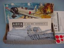 1. Brinquedos antigos - Airfix - Avião Aichi D3A1 Val