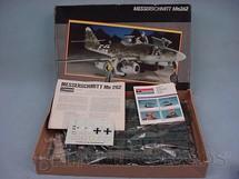 1. Brinquedos antigos - Monogram - Avião Messerschmitt Me 262