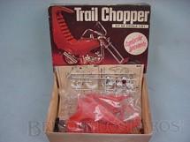 1. Brinquedos antigos - M.P.C. - Motociceta Trial Chopper