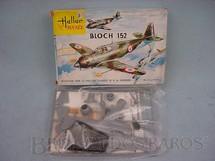 1. Brinquedos antigos - Heller - Avião Bloch 152