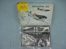 1. Brinquedos antigos - Heller - Avião Dewoitine 520