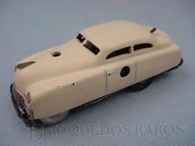 1. Brinquedos antigos - Schuco - Carro Varianto Limo branco Made in US Zone Década de 1950