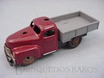 1. Brinquedos antigos - Schuco - Caminhão Varianto Lasto Made in US Zone Década de 1950