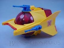 1. Brinquedos antigos - Estrela - Nave Espacial do Robin Coleção Super Powers