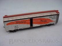 1. Brinquedos antigos - Marklin - Vagão Box linha americana Western Pacific