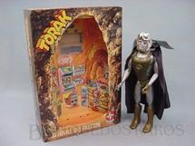 1. Brinquedos antigos - Estrela - Torak o Rival do Falcon perfeito estado todo original edição 1982