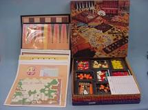 1. Brinquedos antigos -  - Conjunto Todos os Jogos do Mundo Fascículos da Editora Abril Década de 1980 Completo