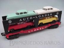 1. Brinquedos antigos - Lionel - Vagão 6414 Lionel Evans Auto Loader originals cars Ano 1955 a 1957
