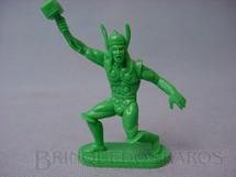 1. Brinquedos antigos - Casablanca e Gulliver - Thor de plástico verde