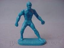 1. Brinquedos antigos - Casablanca e Gulliver - Visão de plastico azul