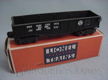 1. Brinquedos antigos - Lionel - Vagão 4452 Gondola Car with Eletronic Control Ano 1946