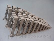 1. Brinquedos antigos - Lionel - Conjunto de rampa 110 Trestle Set Ano 1955 a 1969