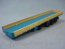 1. Brinquedos antigos - Juê - Carreta Graneleira