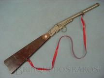 1. Brinquedos antigos - Estrela - Espingarda de rolha Década de 1960
