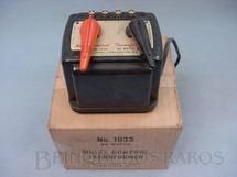 1. Brinquedos antigos - Lionel - Transformador 1033 Transformer 90 Watts