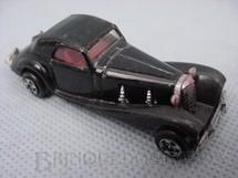 1. Brinquedos antigos - Esdeco - Bugatti com inscrição P.Z.F. Manaus década de 1970