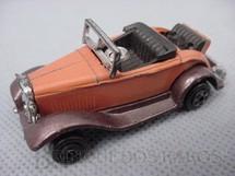 1. Brinquedos antigos - Esdeco - Ford 1932 com inscrição P.Z.F. Manaus década de 1970