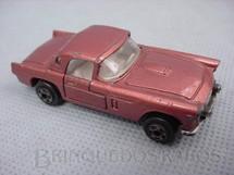1. Brinquedos antigos - Esdeco - Ford Thunderbird com inscrição P.Z.F. Manaus década de 1970