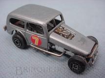 1. Brinquedos antigos - Esdeco - Carretera com inscrição P.Z.F. Manaus década de 1970