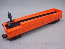 1. Brinquedos antigos - Lionel - Vagão 356275 Operating Barrel Car Ano 1958
