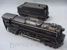 1. Brinquedos antigos - Lionel - Locomotiva 2020 Pennsylvania Steam Turbine Ano 1946 a 1947