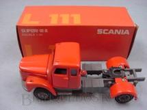 1. Brinquedos antigos - Arpra - Cavalo Mecânico Scania Vabis L111 com cabina estendida