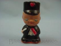 1. Brinquedos antigos - Sem identificação - Boneco policial Apontador de lápis década de 1960